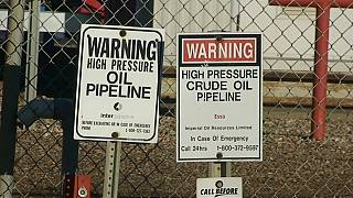 Canada : la construction d'un pipeline suspendue