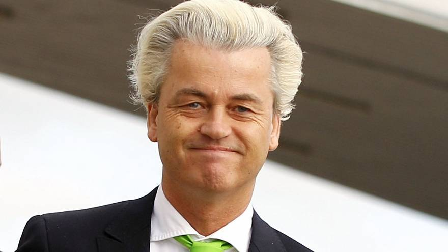 Geert Wilders cancels Mohammad cartoon contest over safety concerns