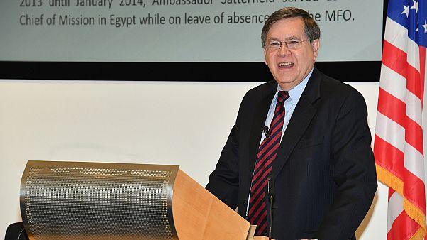 ديفيد ساترفيلد على رأس المرشحين لقيادة سفارة الولايات المتحدة في مصر