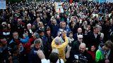 Cidade alemã de Chemnitz é palco de novo protesto contra migrantes
