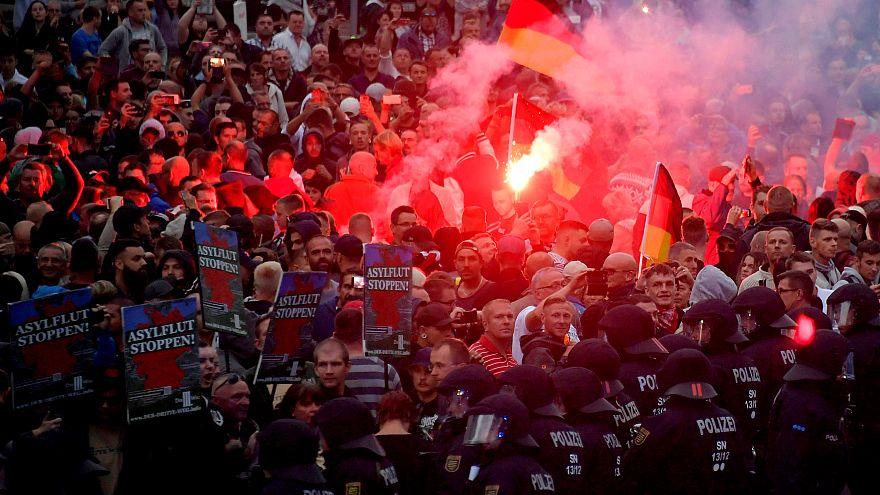 Almanya: Chemnitz'te tansiyon düşmüyor