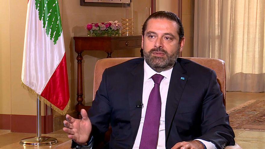 Exklusiv auf Euronews - Hariri: Über Syrien verhandle ich lieber mit Putin