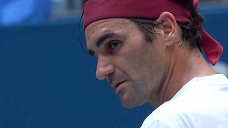 Kerber e Federer avançam no Open dos EUA
