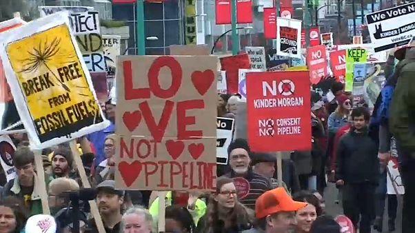 Guerra del oleoducto en Canadá: revés de la justicia a Trudeau