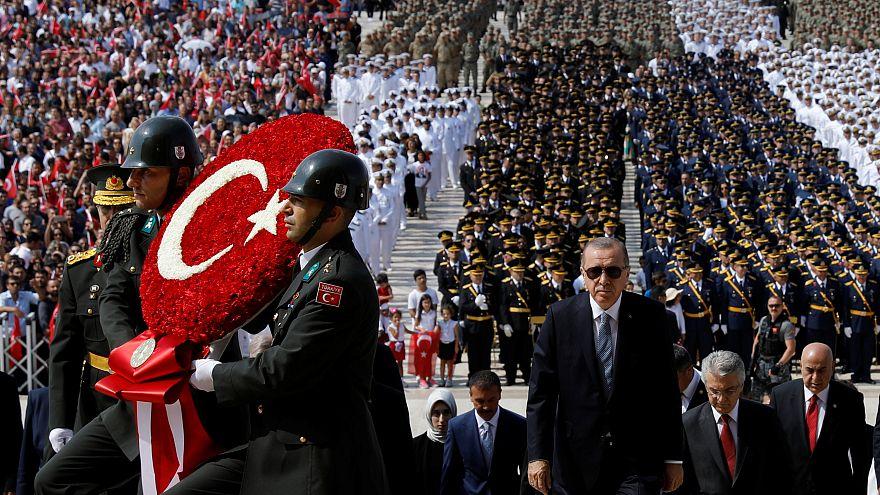 Ερντογάν: Από την Κύπρο μέχρι το Αιγαίο ενισχύουμε την παρουσία μας
