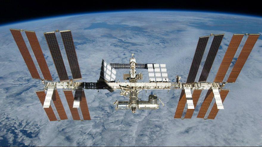 جلوگیری از نشت اکسیژن از ایستگاه فضایی بین المللی