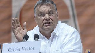 Orbán Viktor  előadást tart a 29. Bálványosi Nyári Szabadegyetemen