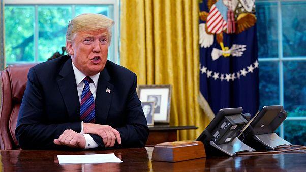 ترامپ: سیاستهای من ممکن است به فروپاشی حکومت ایران بیانجامد