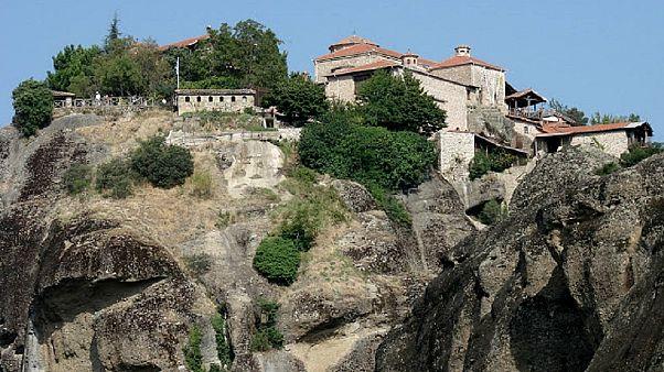 Yunanistan 5,1 büyüklüğünde bir depremle sarsıldı