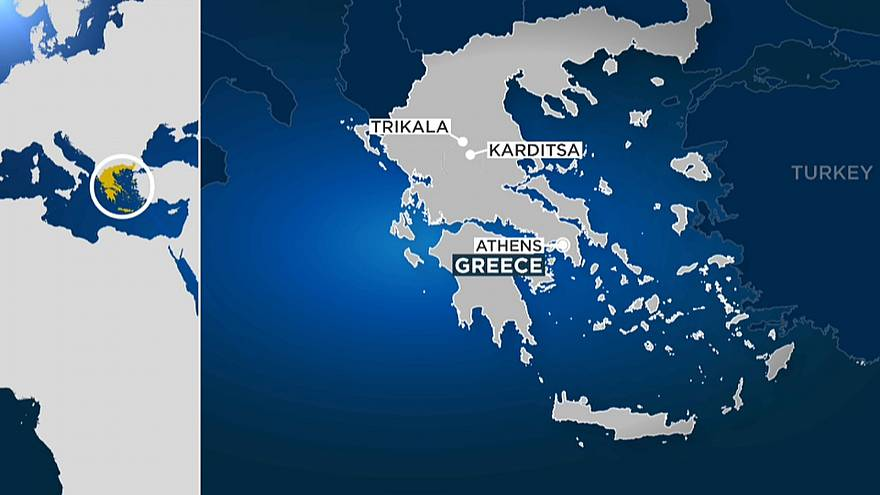 Grecia: terremoto di magnitudo 5.0