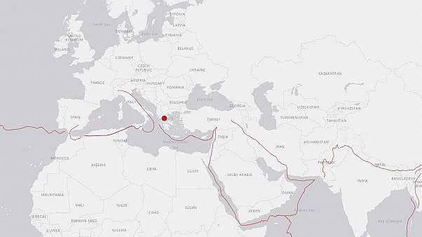Un séisme d'une magnitude de 5,2 secoue le centre de la Grèce