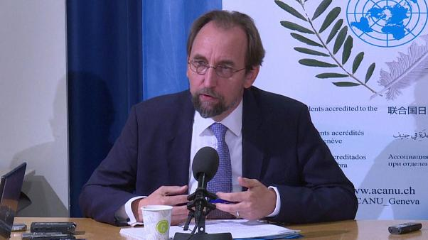 Zeid Ra'ad Al Hussein to be replaced by Michelle Bachelet