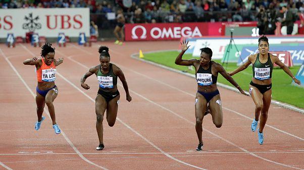 Athlétisme : la fusée ivoirienne et la déesse grecque