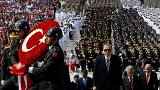 اردوغان: ترکیه به سامانه پدافند هوایی اس-۴۰۰ روسیه احتیاج دارد