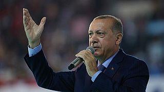 Cumhurbaşkanı Erdoğan: Döviz kurunu, döviz kurşunu haline getirdiler