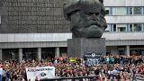 Napi öt szélsőjobb akció Szászországban