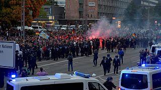 Extrema-direita alemã ganha força após o homícidio de Chemnitz