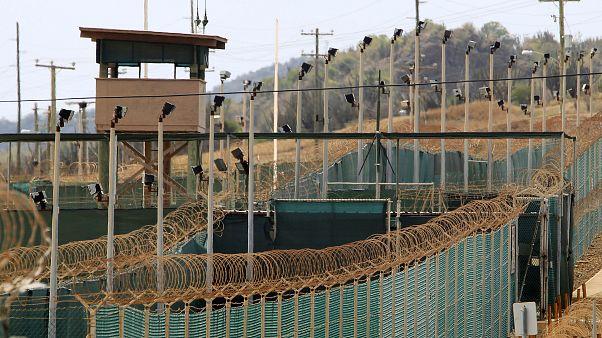 صورة خارجية لمعسكر دلتا بمعتقل غوانتانامو