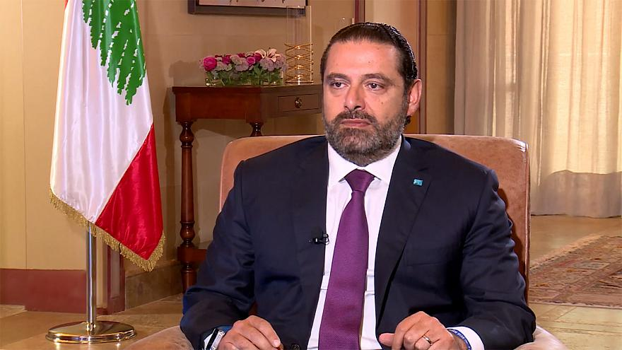 حریری در گفتگو با یورونیوز: حزب الله سیاست من در قبال خلیج فارس را نمیپذیرد