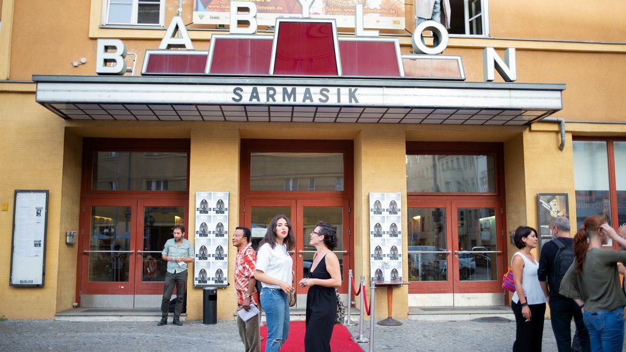 Berlin'de 'Sarmaşık' özel gösterimi