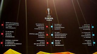 Liga Europa: Londres e leste europeu na rota do Sporting no grupo E