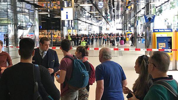 Άμστερνταμ: Επίθεση με μαχαίρι στον κεντρικό σιδηροδρομικό σταθμό