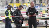 """Амстердам: двое раненых, """"инцидент исчерпан"""""""