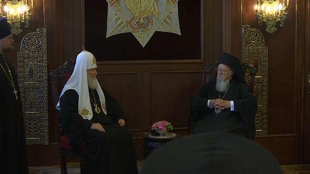 Ortodox egyházfők csúcstalálkozója