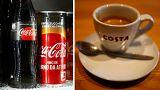 کوکاکولا با پرداخت ۵.۱ میلیارد دلار مالک شرکت قهوه کوستا میشود