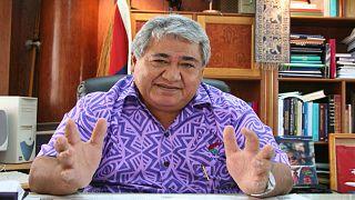 تويليبا سايليلي رئيس وزراء ساموا