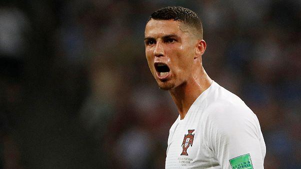"""""""Uefa Player of the Year"""", Cristiano Ronaldo mette il broncio"""