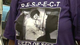 Aretha Franklin, la voz del alma