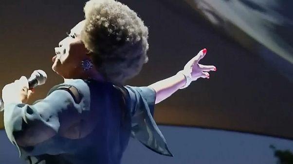 Aretha Franklin: un funerale concerto per l'ultimo saluto alla regina del soul