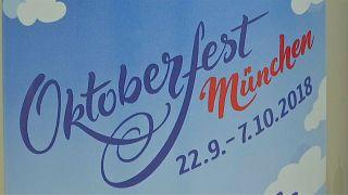 Almanya'da Oktoberfest'in hazırlıkları sürüyor