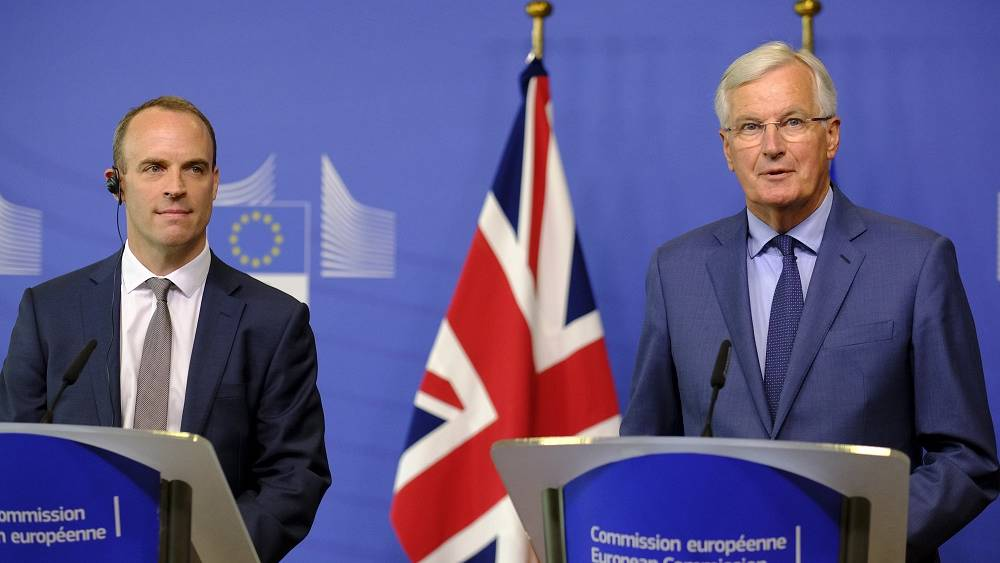 Both sides in Brexit say they are determined to reach a deal this Autumn