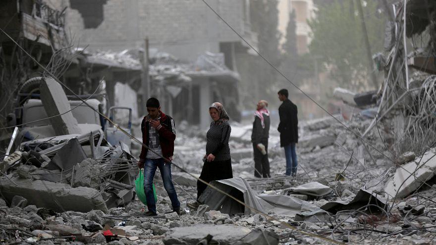 كيف تحولت ثورة سوريا إلى حرب طاحنة؟ سنوات الدم في أرقام