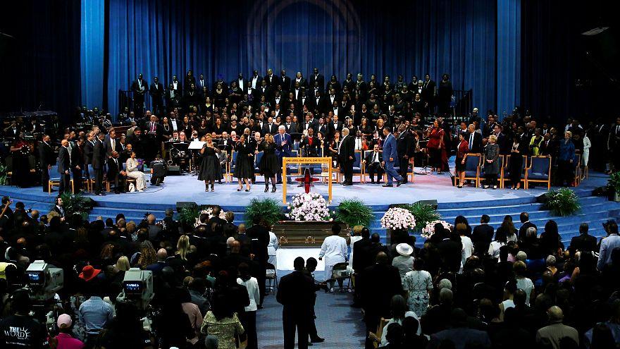 L'hommage grandiose à Aretha Franklin