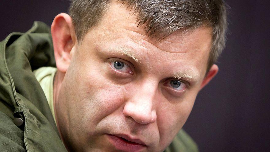 Moscovo e Kiev trocam acusações sobre assassinato de líder rebelde