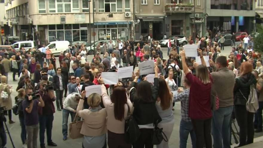 'Atmosphere of lynching': Journalists under attack in Bosnia and Herzegovina