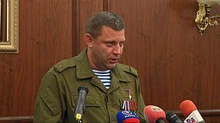 Asesinado en Donetsk el líder separatista prorruso Zajárchenko