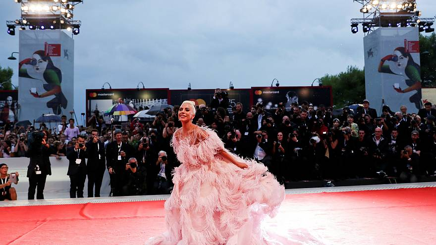 Kırmızı halının yıldızları Venedik Film Festivali'nde buluştu