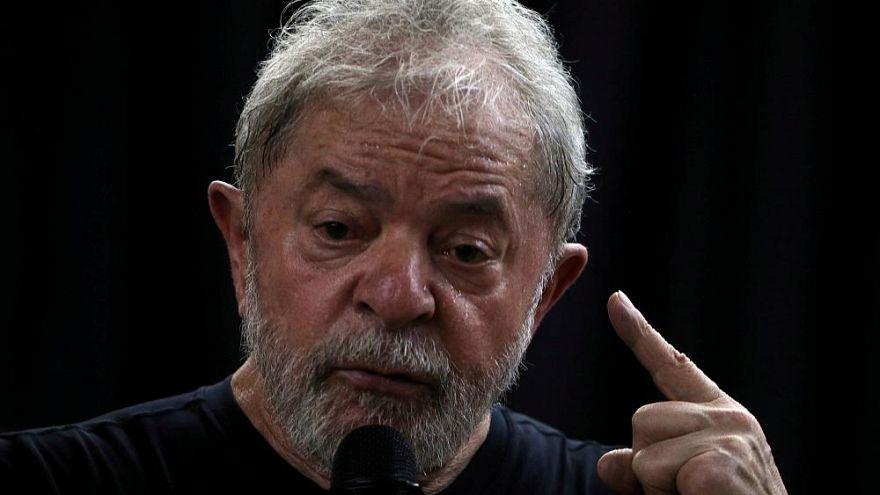 Brezilya'nın hapisteki eski lideri Lula'ya seçim yasağı