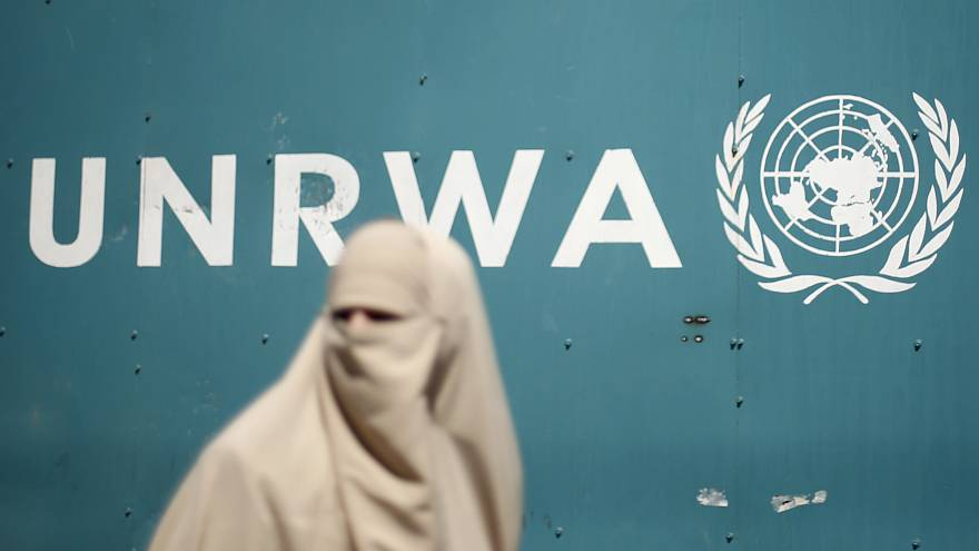 ΗΠΑ: «Φρένο» στη χρηματοδότηση για τους Παλαιστίνιους πρόσφυγες