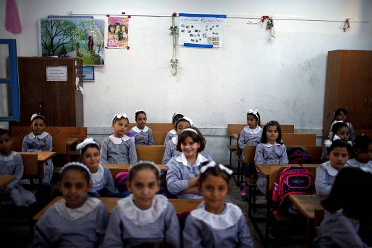 REUTERS/Mohammed Salem