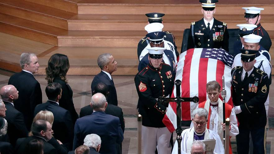 How John McCain used his own funeral to send a final farewell message to America | View