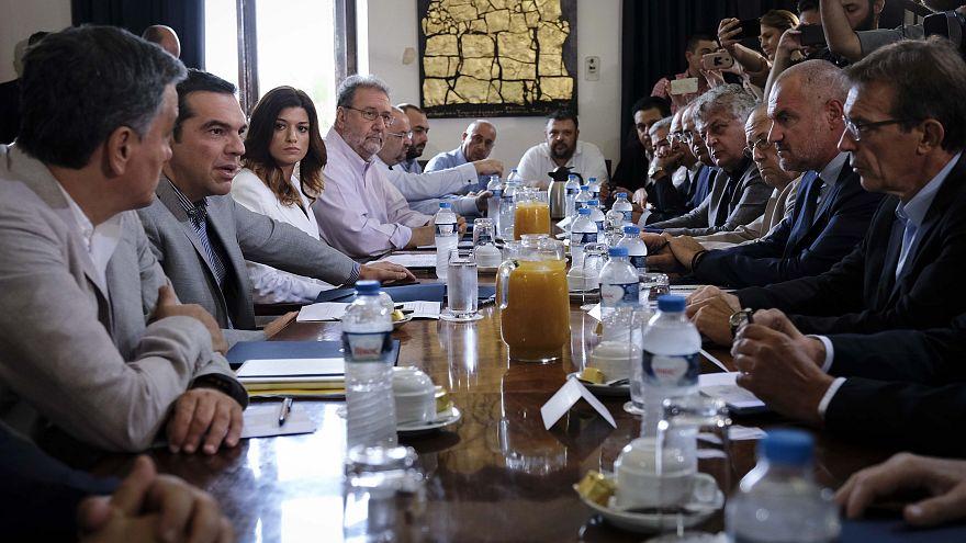 Τσίπρας: «Πρώτη φορά πρωθυπουργός θα παρουσιάσει το δικό του σχέδιο στη ΔΕΘ»
