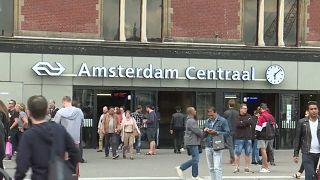 Messerangriff in Amsterdam: Verletzte sind Amerikaner