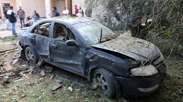Бои в Триполи спровоцировали международное осуждение