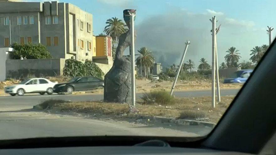 Elítélő nyilatkozat a Líbiában zajló harcokról
