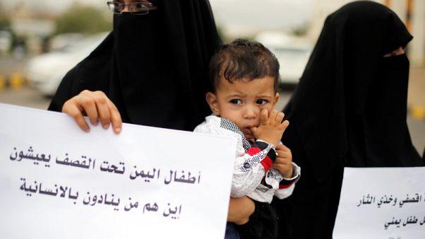 بعد التسبب بمقتل 40 طفلا.. التحالف السعودي: قصف حافلة ضحيان في اليمن غير مبرّر